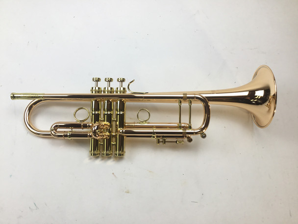 Used Carol Brass 990H-RSM Bb Trumpet (SN: 115389)