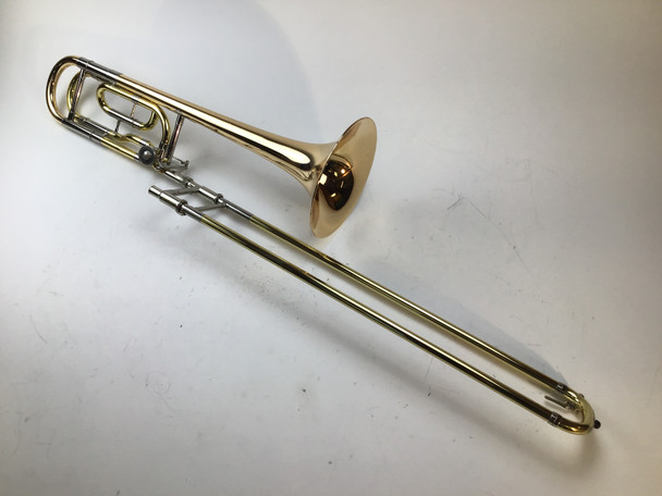 Used Yamaha YSL-8425G Bb/F Tenor Trombone (SN: 003134)