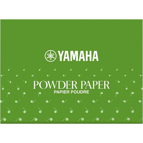 Powdered Pad Paper; 50 Sheets per pack