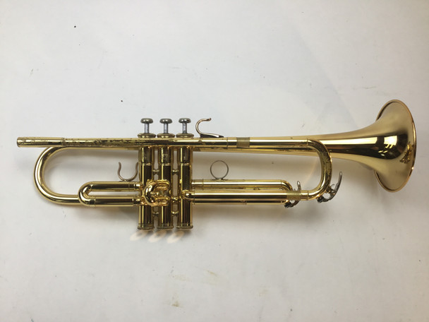Used Yamaha YTR-637 Bb Trumpet (SN: 010394)