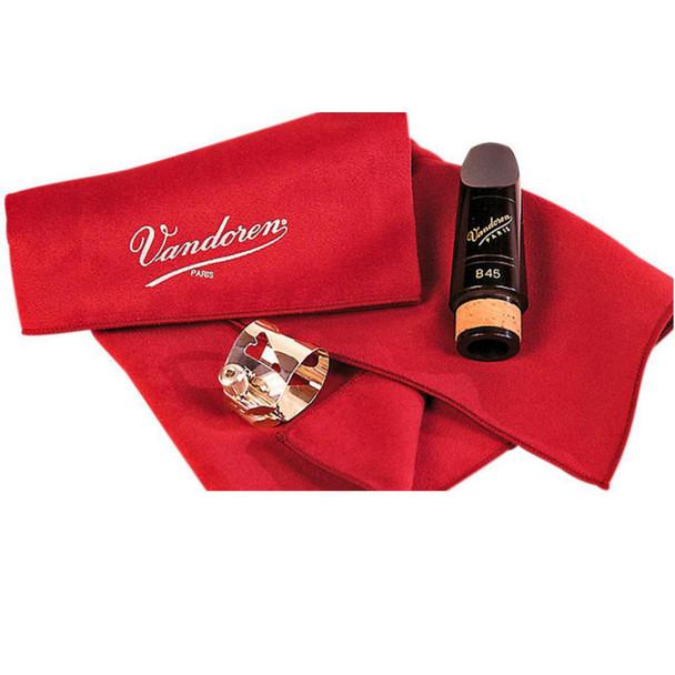 Vandoren Microfiber Polishing Cloth