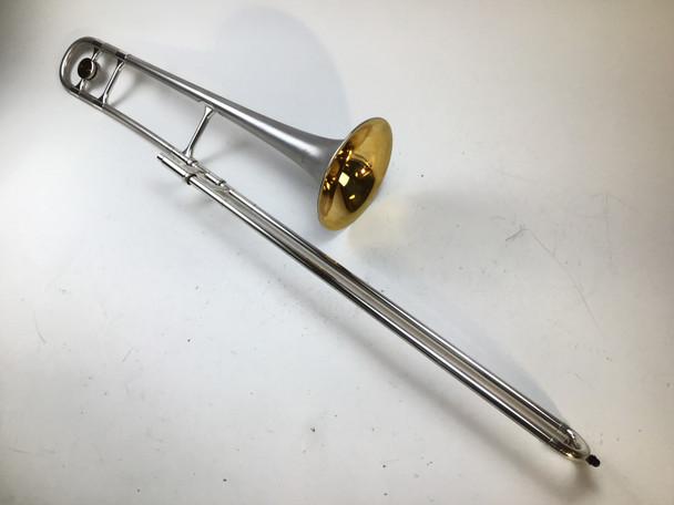 Used L.A. Olds Super Bb Tenor Trombone (SN: 16977)