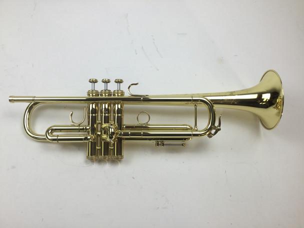 Used S.E. Shires CVLA-ML Bb Trumpet (SN: 2637)