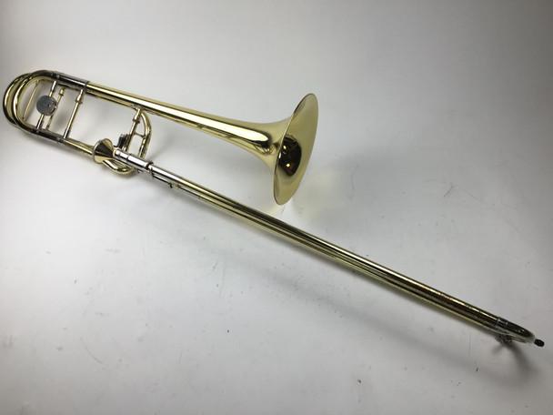 Used Getzen 3047AF Bb/F Tenor Trombone [773]