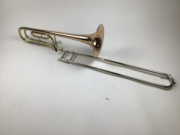 "Dillon Bb/F Tenor Trombone- .547 Bore, 8 1/2"" Bell"