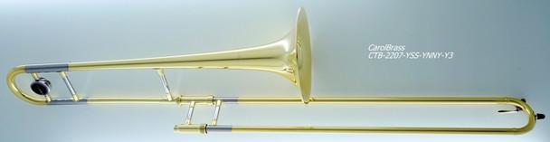 Carol Brass CTB-2207-YSS-YNNY-Y3 Small Bore Tenor Trombone
