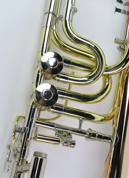 Rath Bass Trombone Valve Sections