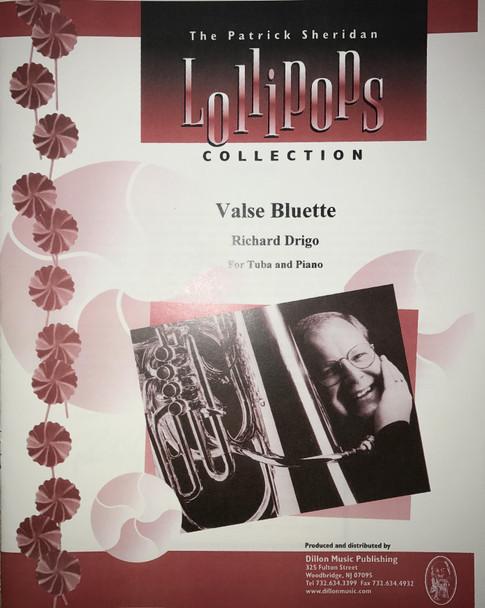 Valse Bluette- Richard Drigo, For Tuba and Piano