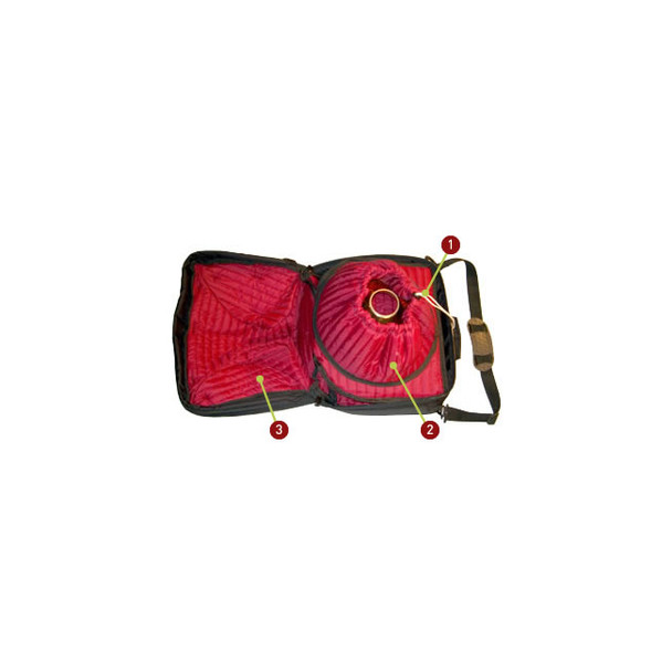Altieri Screwbell Horn- Detachable Bell Gig Bag 14