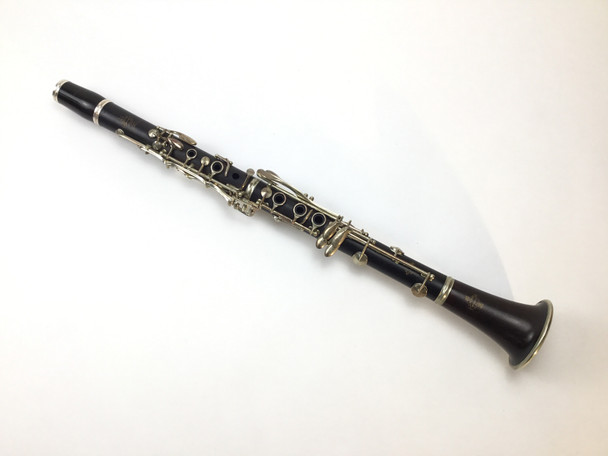 Used Buffet Pre-R13 Bb Clarinet (SN: 43401)