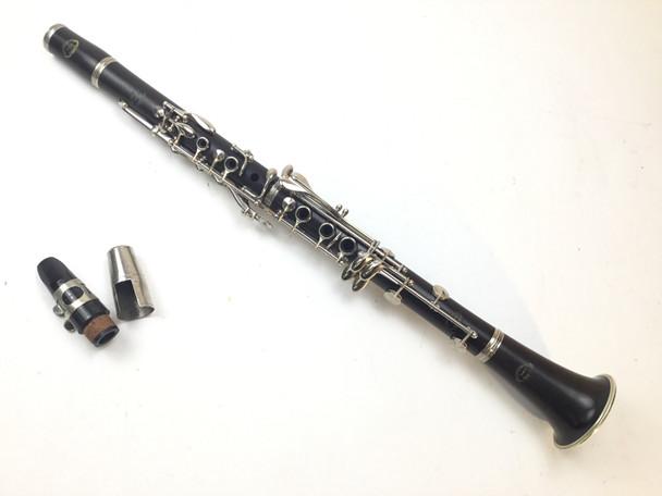 Used Evette Schaffer Bb Clarinet (SN: K18174)