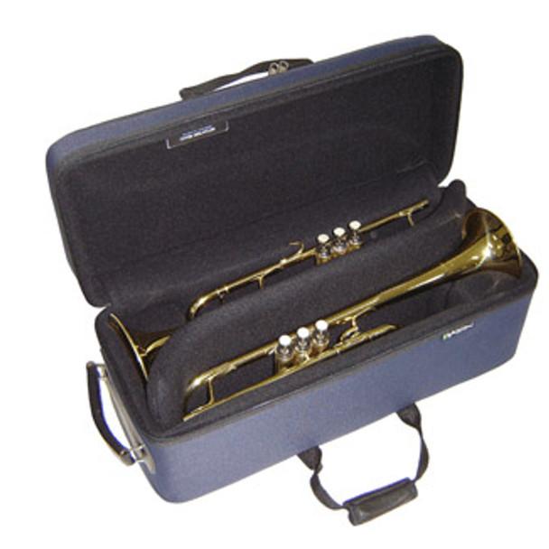 Marcus Bonna Double Trumpet Case- Black