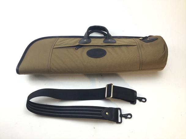 Used Cronkhite Tan Cordura Single Trumpet Case [204]