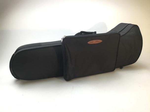 Basili Cases Tenor Trombone Case- Black
