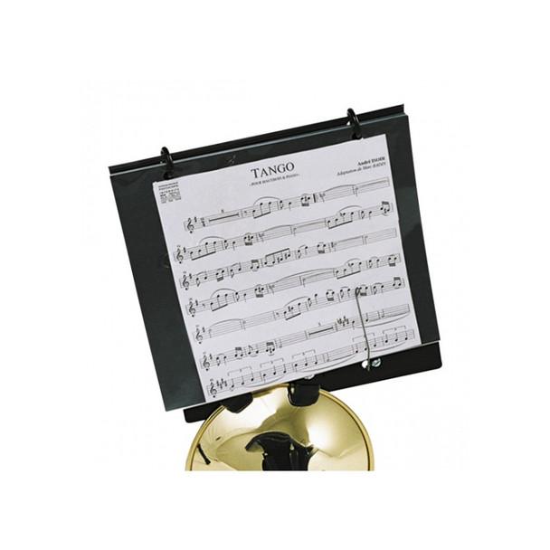 DEG Trumpet Lyre