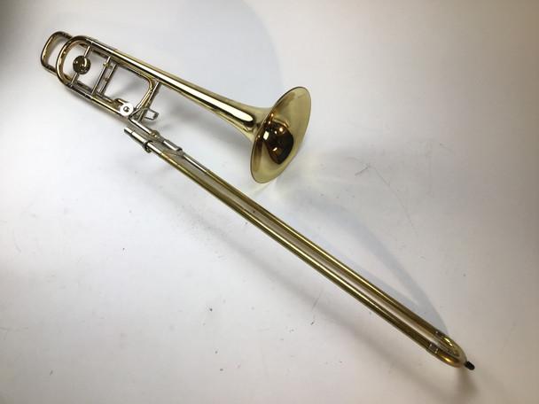 Used Bach 42C Bb/F Tenor Trombone (SN: 31604)