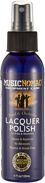 Lacquer Polish for Brass & Woodwind 4 oz.