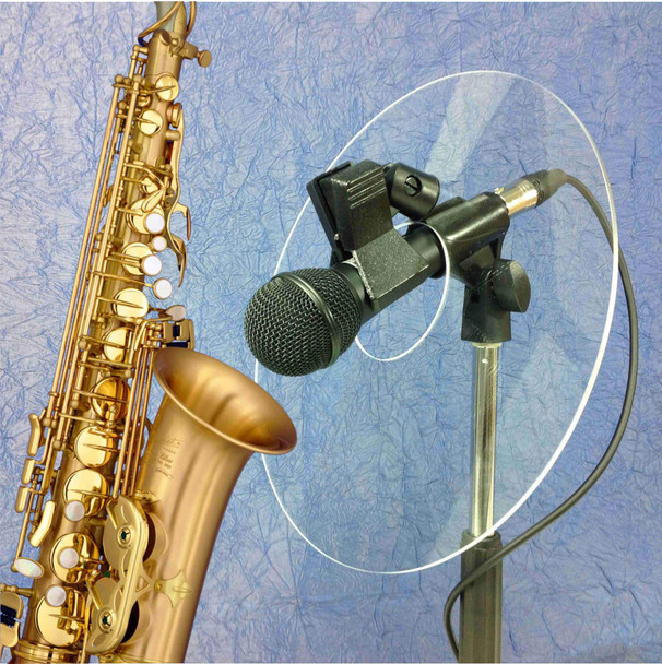 Sound Back CLIP ON Acoustic Panel for Sax