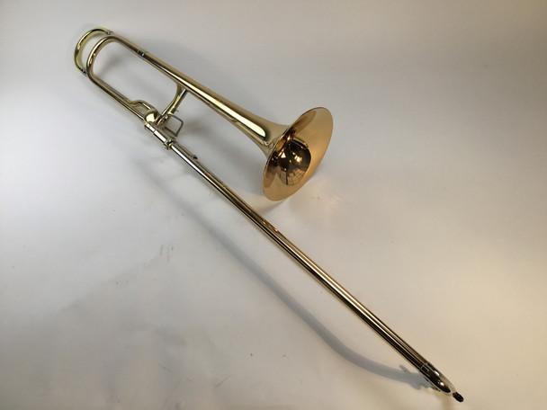 Used Kanstul 1688 ST Bb/F Tenor Trombone (SN: 50650)