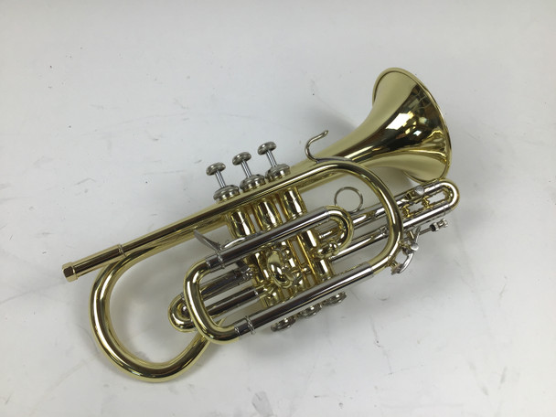 Used Bach 184 Bb Cornet (SN: 335004)