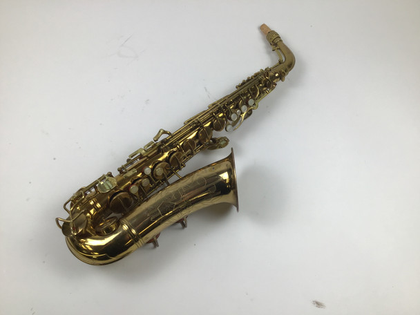 "Used Conn 6M ""Naked Lady"" Alto Sax (SN: 305473)"