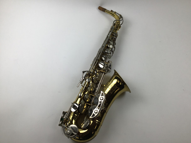 Used Bundy II Alto Saxophone (SN: 797851)