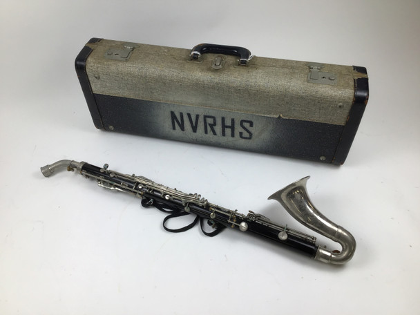 Used Bundy Alto Clarinet (SN:3052)