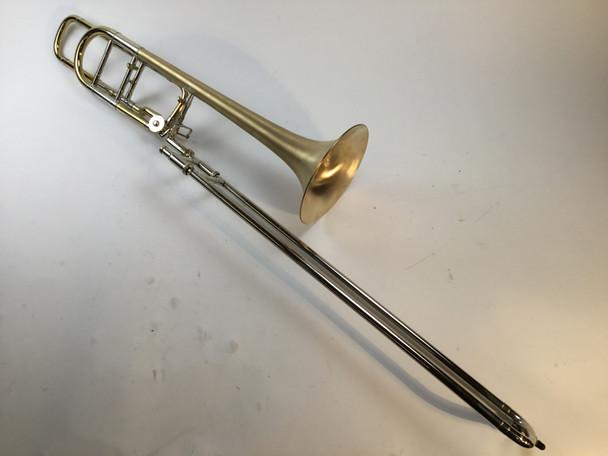 Used Bach 36CO Bb/F Tenor Trombone (SN: 133219)