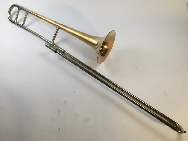 Used Olds Super Bb Tenor Trombone (SN: 22217)