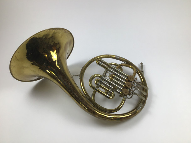 Used Olds Ambassador Bb Single French Horn (SN: 280800)