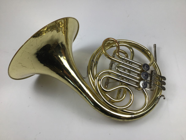 Used Bach B1101 Single F French Horn (SN: 001188)