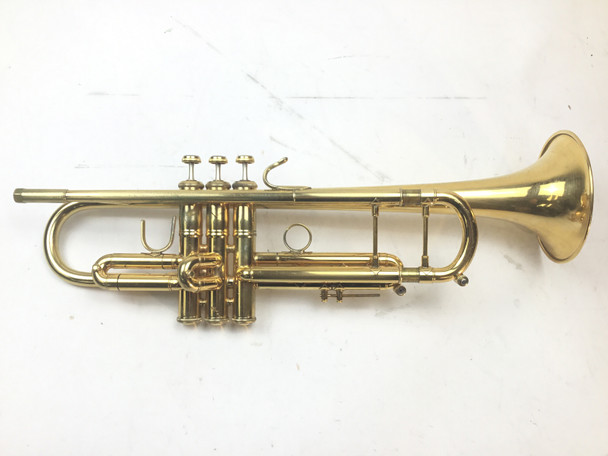 Used Bach 37 Bb Trumpet (SN: 506516)