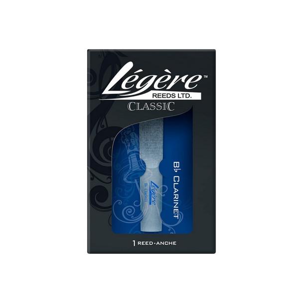 Legere Classic Series Standard Cut Bb Clarinet Reeds
