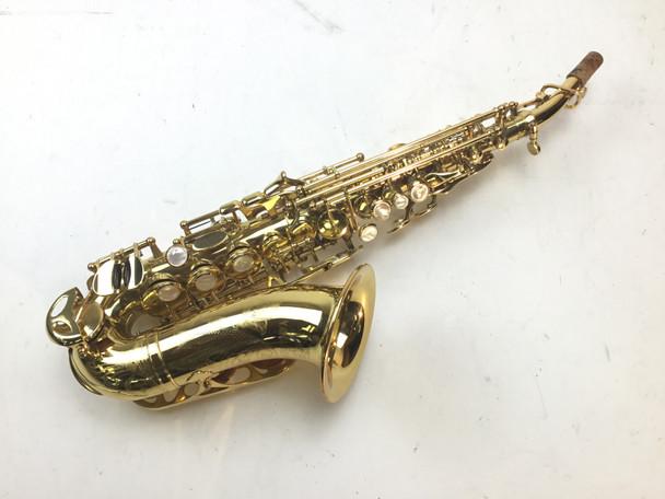Used Yanagisawa 901 Curved Soprano Saxophone (SN: 00250438)