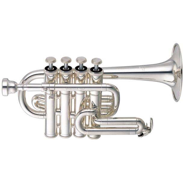 Yamaha Professional Piccolo Bb/A Trumpet, YTR-6810S