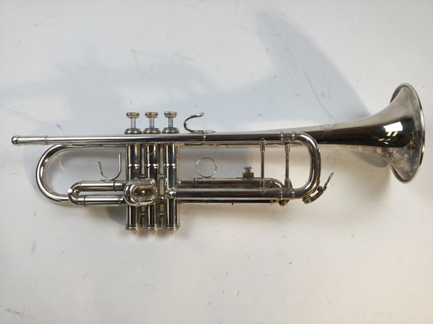 Used B&S Challenger II 3137/2 Bb Trumpet (SN: 346232)