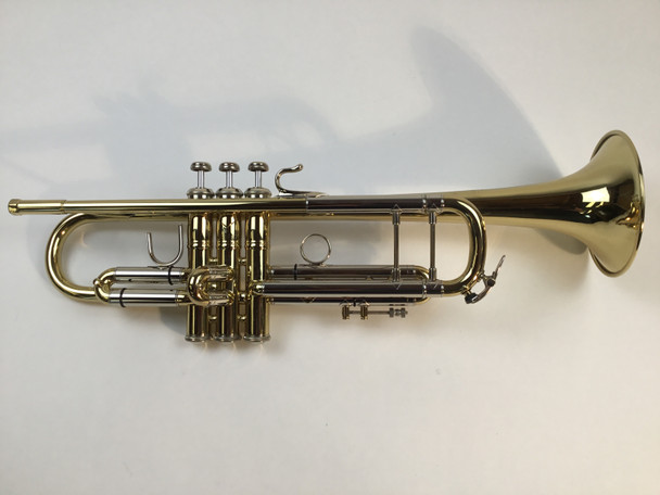 Used Bach 37 Bb Trumpet (SN: 140087)