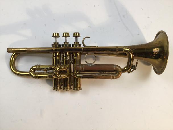 Used E.K. Blessing Artist Model Eb Trumpet (SN: 119008)