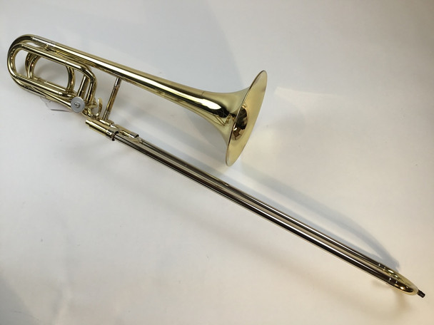"Used Courtois 250B ""Child-Size"" Bb/F Trombone (SN: 22675)"