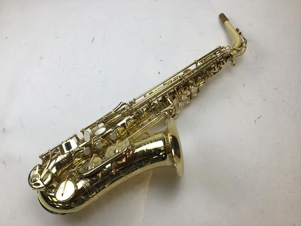 Used Dave Guardala New York Model Alto Saxophone (SN: 359315)