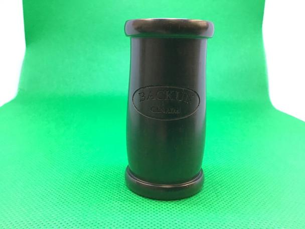 Demo Backun New Traditional Grenadilla Clarinet Barrel 66mm Standard Fit [443]