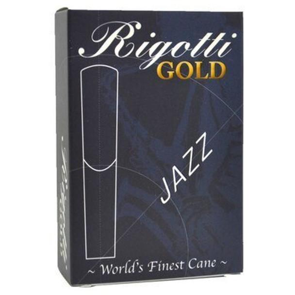 Rigotti Gold Jazz Tenor Saxophone Reeds