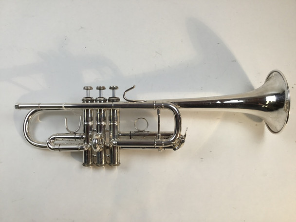 Used Bach 229G/25H C Trumpet (SN: 569090)