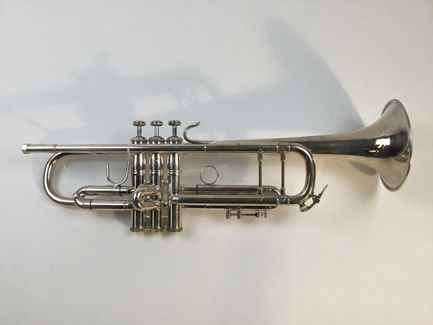 Used Bach 37 Bb Trumpet (SN: 199550)