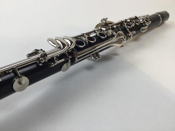 Used Buffet R13 (nickel keys) Bb Clarinet (SN: 721826)