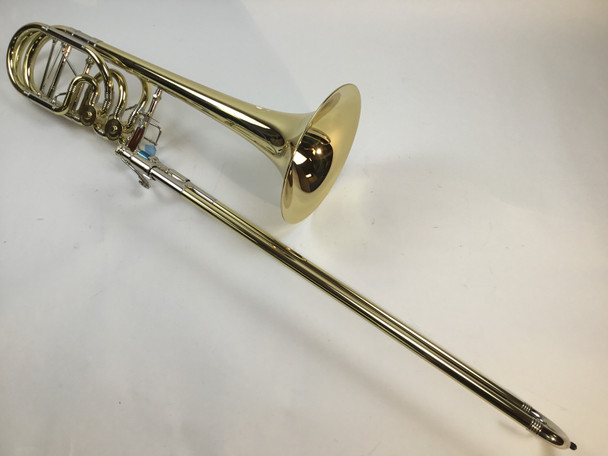 Demo Greenhoe GB5-3Y Bass Trombone (SN: 5185)