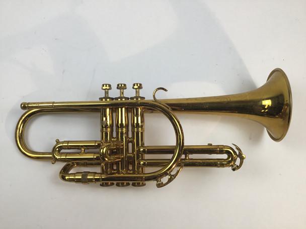 Used King Master Model Bb Cornet (SN: 317285)