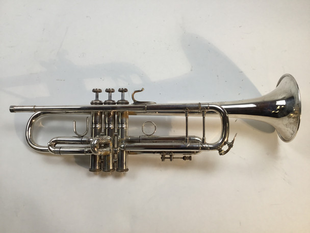 Used Bach 37 Bb Trumpet (SN: 152560)