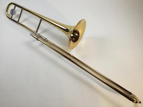 Demo Yamaha YSL-610 Bb Tenor Trombone (SN: 758789)