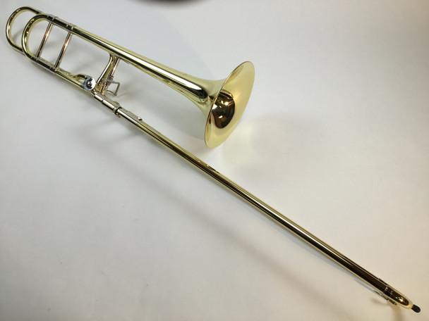 Demo Courtois Legend AC420BO-1-0 Bb/F Tenor Trombone (SN: 456454)